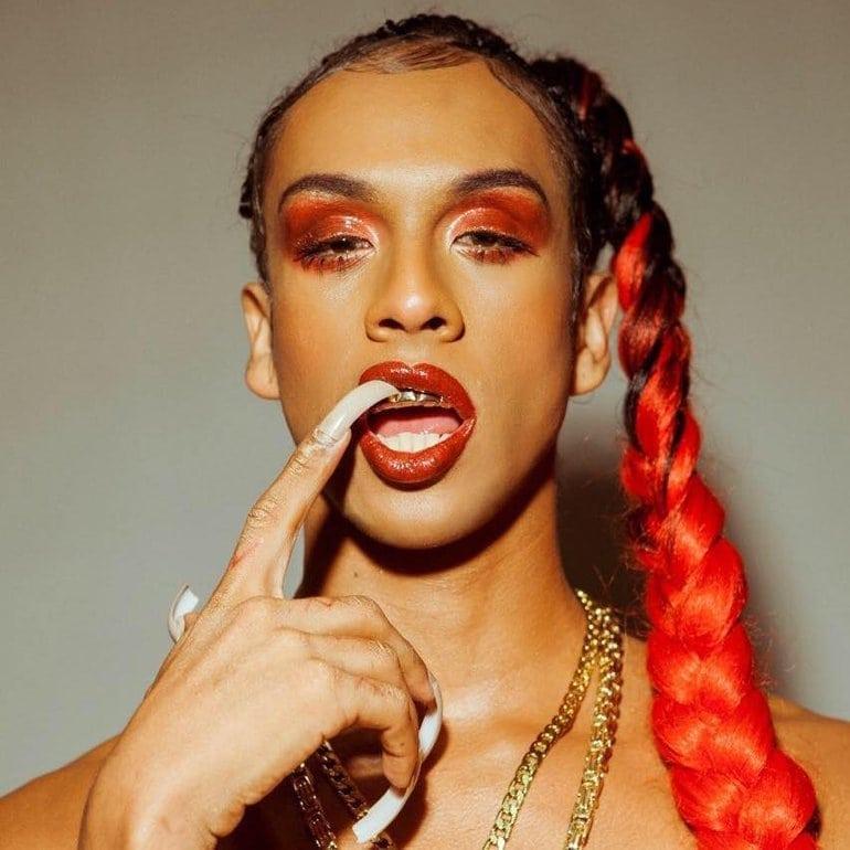 """Brasilianska popstjärnan Linn da Quebrada –""""Brasiliens Beyonce"""" till årets Cinema Queer!"""