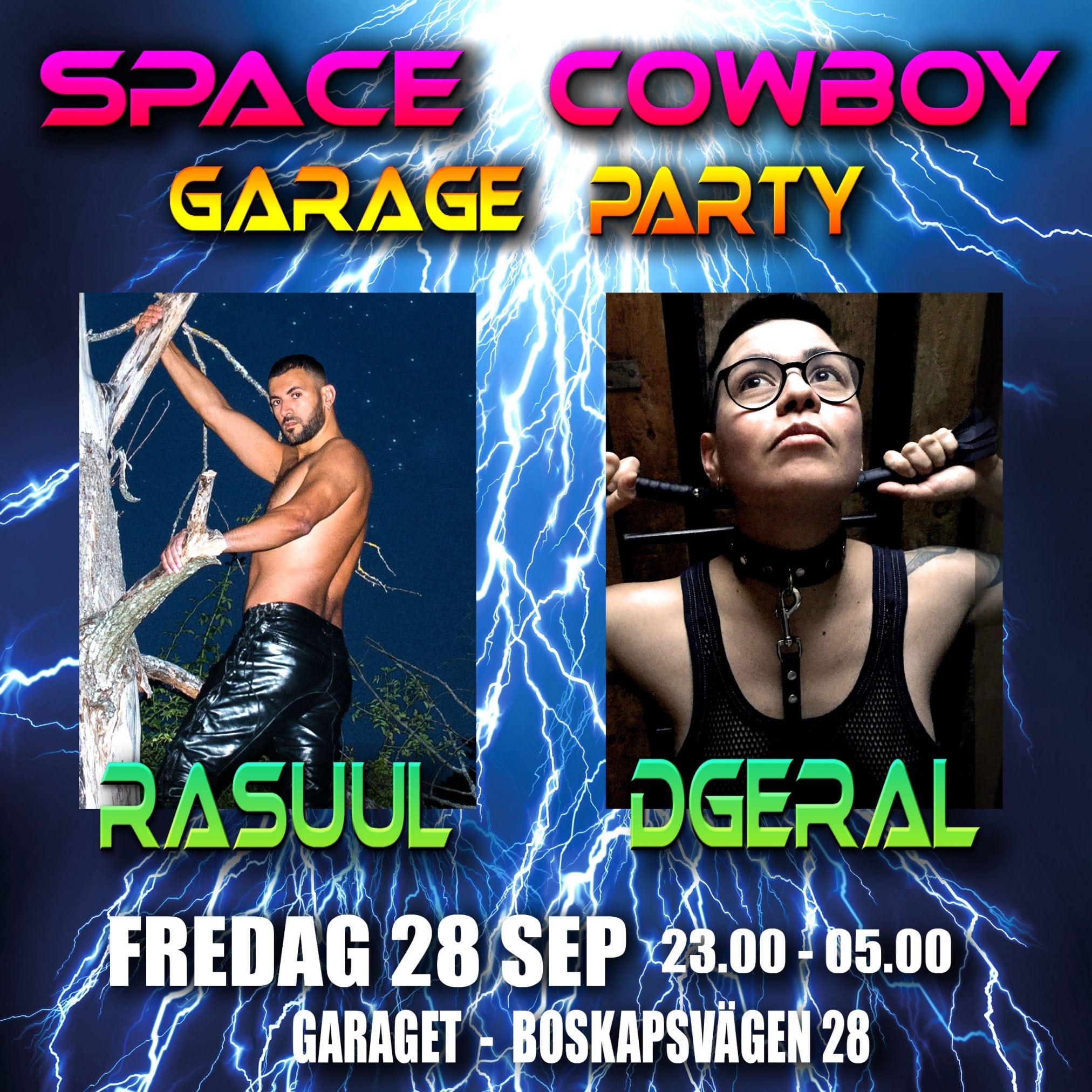 Queerfredag: Garaget öppnar, vampyrjakt och fotbollsromantik!