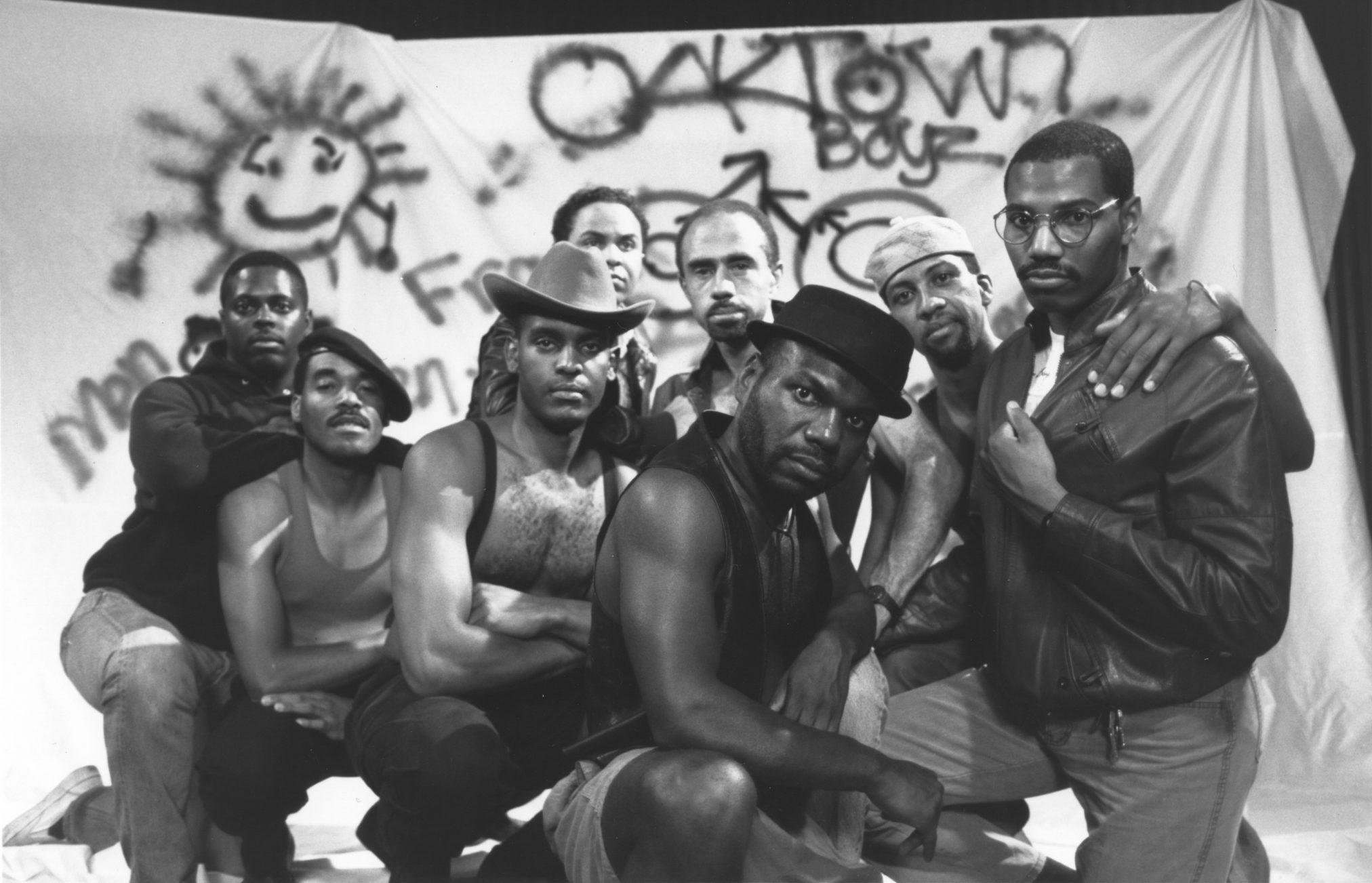 Retrospective: Marlon T. Riggs