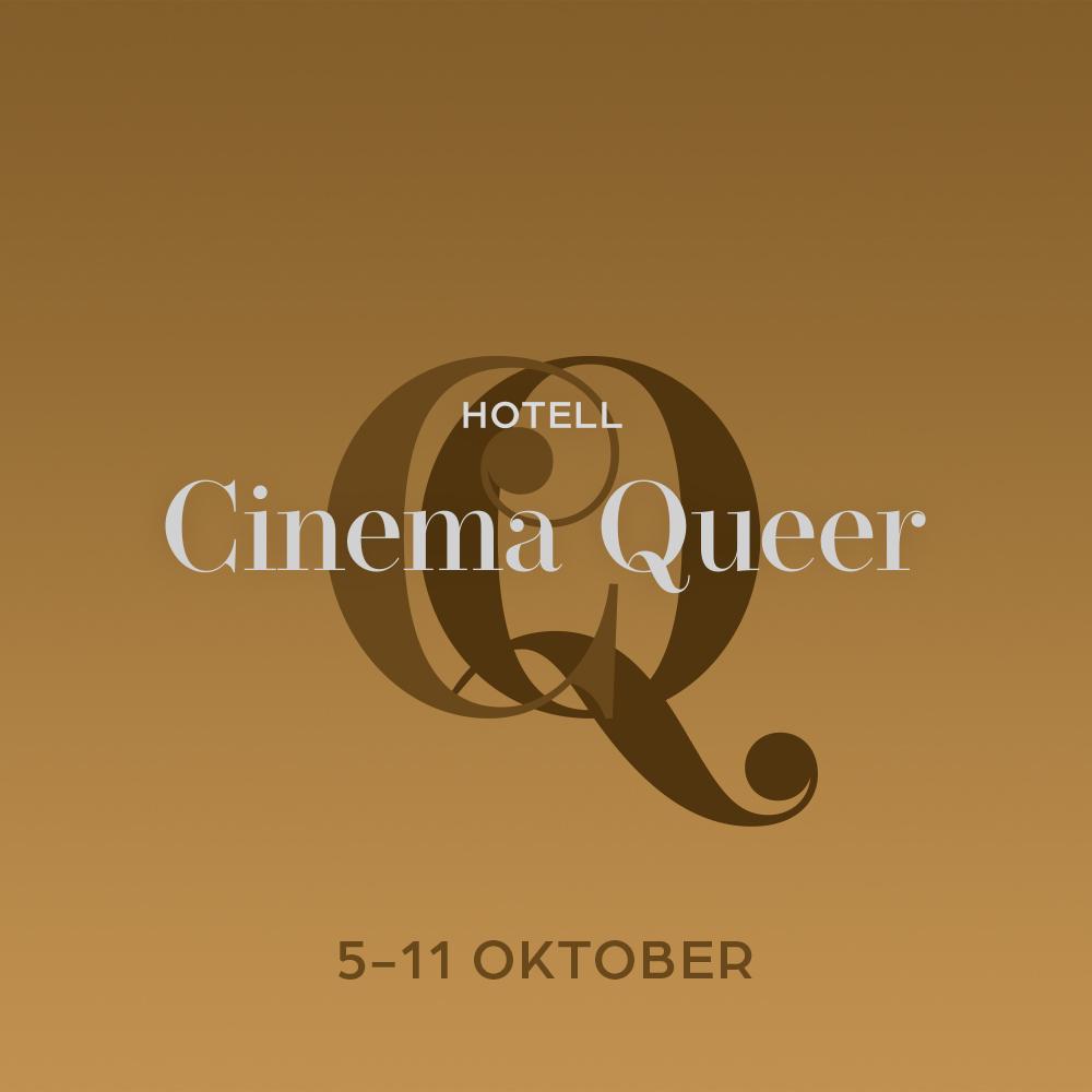Snart slår vi upp portarna till Hotell Cinema Queer!